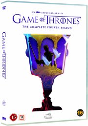 game of thrones - sæson 4 - hbo - robert ball limited edition - DVD