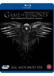 game of thrones - sæson 4 - hbo - Blu-Ray