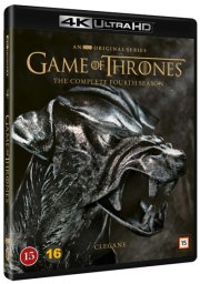 game of thrones - sæson 4 - Blu-Ray
