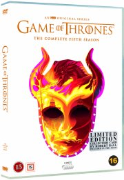 game of thrones - sæson 5 - hbo - robert ball limited edition - DVD
