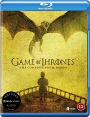 game of thrones - sæson 5 - hbo - Blu-Ray