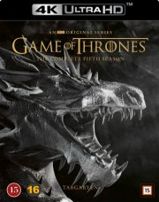 game of thrones - sæson 5 - Blu-Ray
