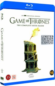 game of thrones - sæson 6 - hbo - robert ball limited edition - Blu-Ray