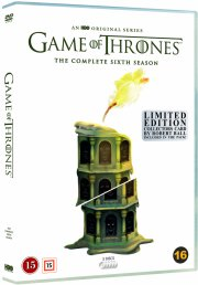 game of thrones - sæson 6 - hbo - robert ball limited edition - DVD