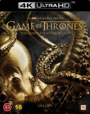 game of thrones - sæson 6 - Blu-Ray