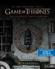game of thrones - sæson 8 - steelbook - Blu-Ray