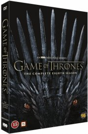 game of thrones - sæson 8 - hbo - DVD