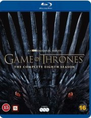 game of thrones - sæson 8 - Blu-Ray