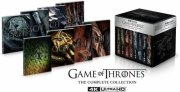 game of thrones the complete collection - limited steelbook - Blu-Ray