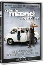 gamle mænd i nye biler - DVD