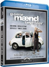gamle mænd i nye biler - Blu-Ray