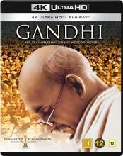 gandhi - 4k Ultra HD Blu-Ray