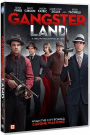 gangster land / in the absence of good men - 2017 - DVD