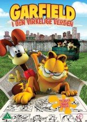 garfield - i den virkelige verden - DVD