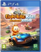 garfield kart furious racing - PS4