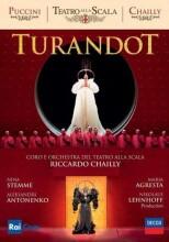 g. puccini - turandot - DVD