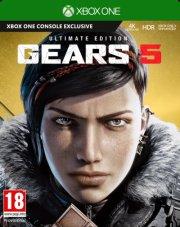 gears 5 - ultimate editon nordic - xbox one