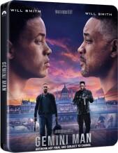 gemini man - steelbook - Blu-Ray