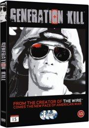 generation kill - hbo - DVD