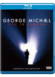george michael - live in london - Blu-Ray