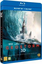 geostorm - 3D Blu-Ray