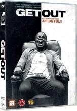 get out - the movie - jordan peele - DVD