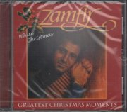 gheorghe zamfir - greatest christmas moments - cd