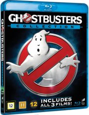 ghostbusters 1 // ghostbusters 2 // ghostbusters 3 answer the call - Blu-Ray