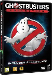 ghostbusters 1 // ghostbusters 2 // ghostbusters 3 answer the call - DVD