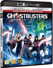 ghostbusters 2016 - answer the call - 4k Ultra HD Blu-Ray