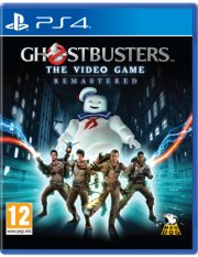 ghostbusters: the video game remastered - PS4