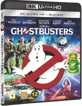 ghostbusters - 4k Ultra HD Blu-Ray