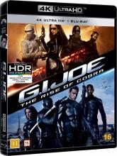 g.i. joe 1 - the rise of cobra - 4k Ultra HD Blu-Ray