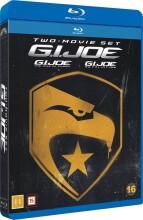g.i. joe 1 - the rise of cobra // g.i. joe 2 - retaliation - Blu-Ray