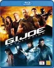 g.i. joe: gengældelsen / g.i. joe: retaliation - Blu-Ray