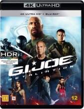 g.i. joe: gengældelsen / g.i. joe: retaliation - 4k Ultra HD Blu-Ray