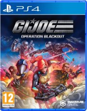 g.i. joe: operation blackout - PS4