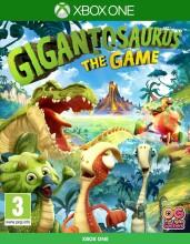 gigantosaurus: the game - xbox one