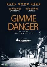 gimme danger - story of the stooges - DVD