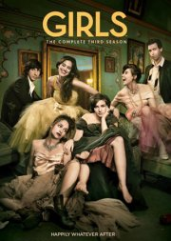 girls - sæson 3 - hbo - DVD