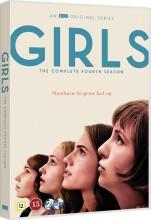 girls - sæson 4 - hbo - DVD