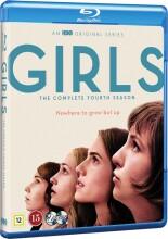 girls - sæson 4 - hbo - Blu-Ray