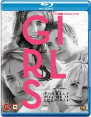 girls - sæson 5 - hbo - Blu-Ray