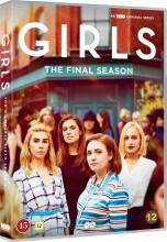 girls - sæson 6 - hbo - DVD