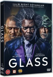 glass - 2019 - DVD