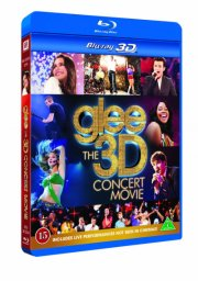 glee - the concert film - 3D Blu-Ray