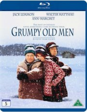 grumpy old men / gnavne gamle mænd - Blu-Ray