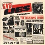 guns n' roses - g'n'r lies - cd