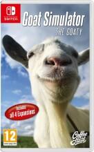 goat simulator: the goaty - Nintendo Switch