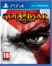 god of war iii (3) (remastered) (nordic) - PS4